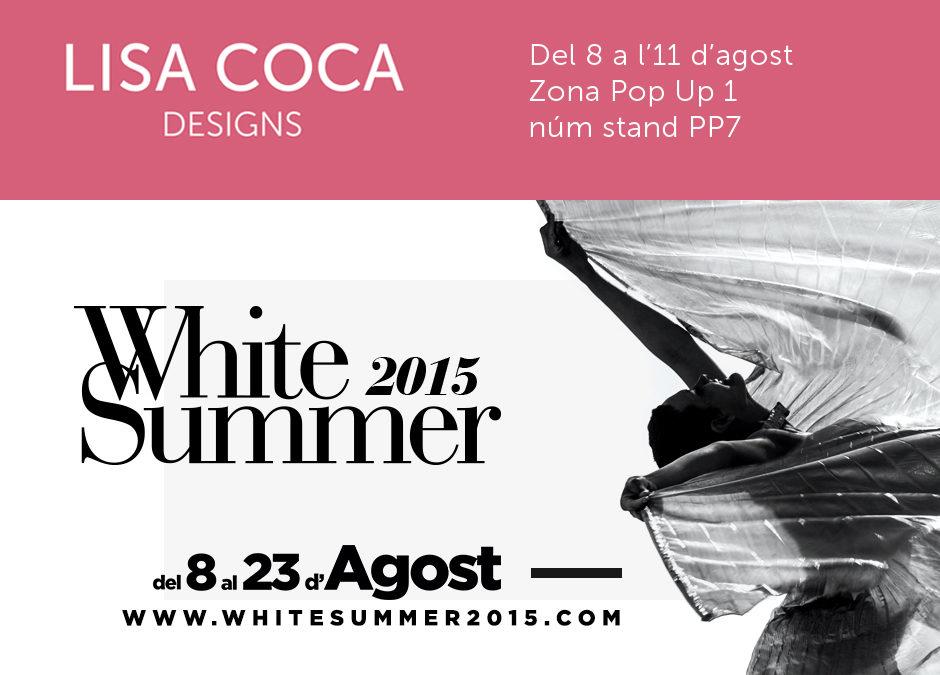 WHITE SUMMER 2015